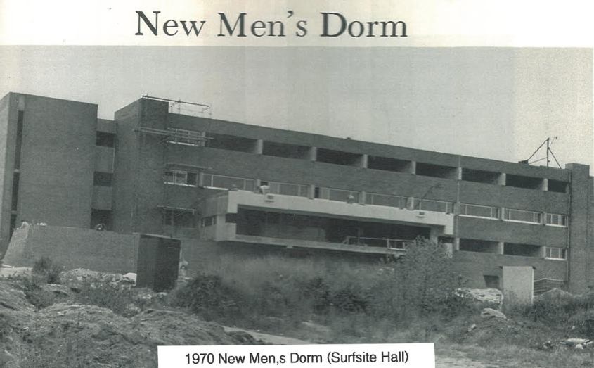 Surfsite Residence Hall (now co-ed)