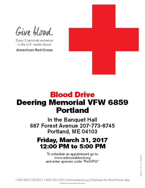 Blood Drive PSA
