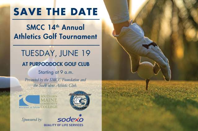 SMCC Golf Tournament Save the Date 2018