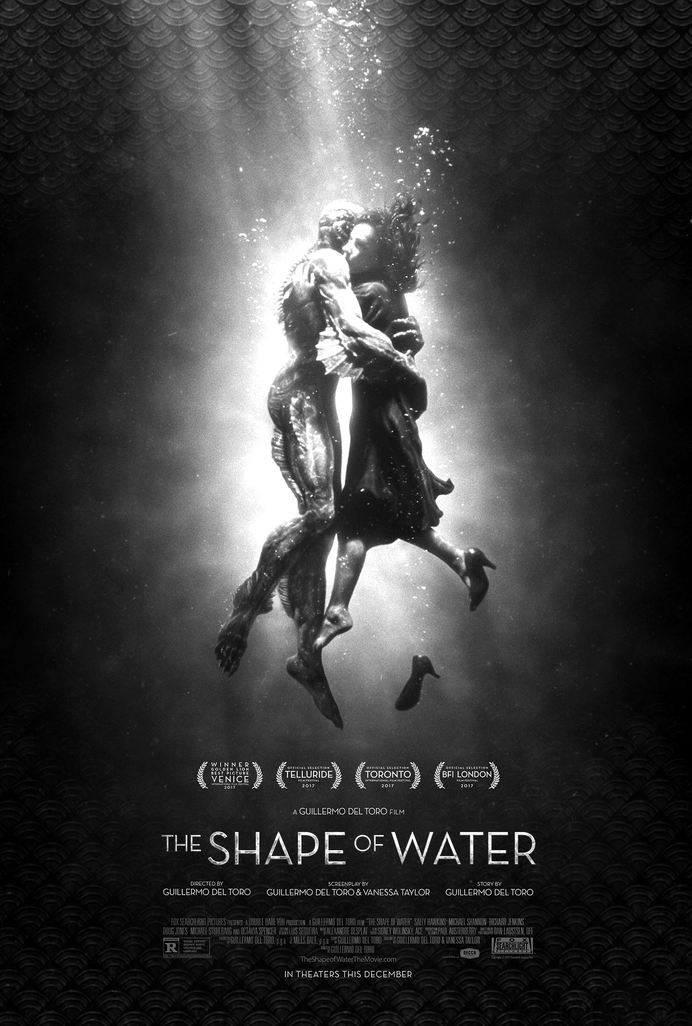 Water You My Valentine? The Shape of Water Movie Review