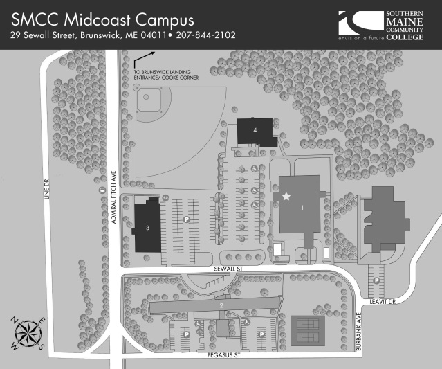 Campus Maps and Locations 3.18.indd