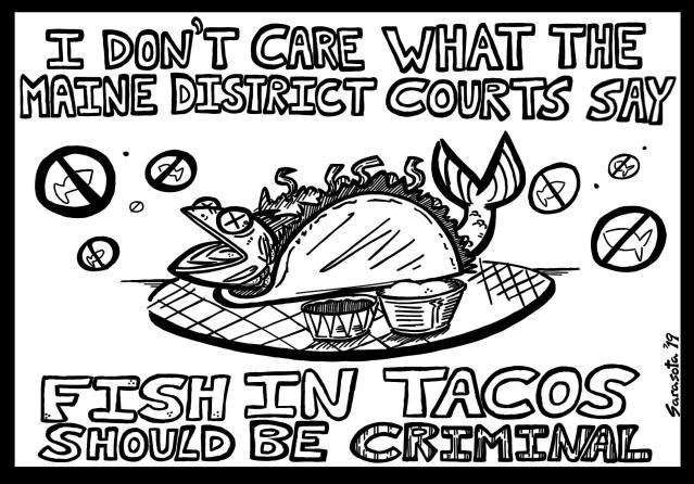 Fish Taco Gag