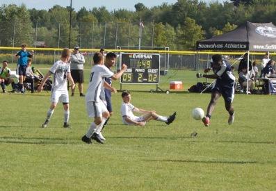 M Soccer vs VT 25