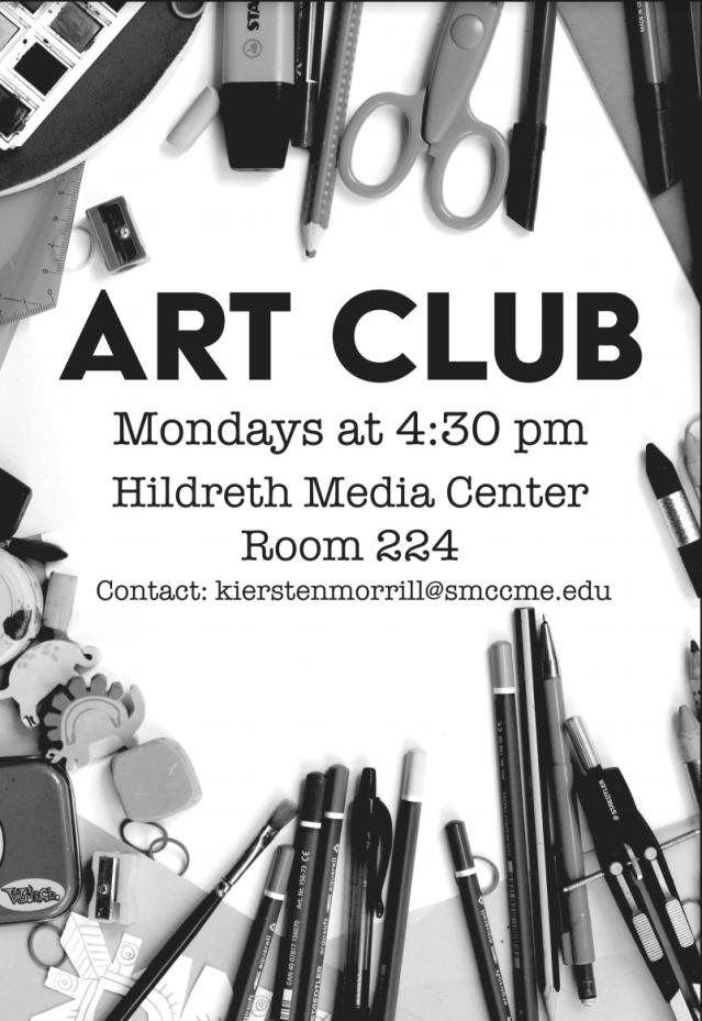 Art Club PSA